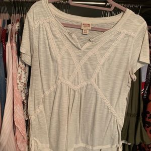 White top from Target
